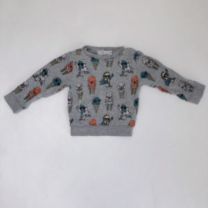 Sweater icecream Stella Mc Cartney 2jr