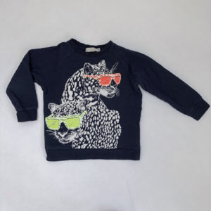 Sweater luipaarden Stella Mc Cartney 6jr