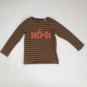 Longsleeve stripes homie Scotch Shrunk 4jr/104