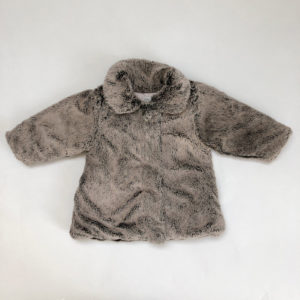 Bontjas fake fur Absorba 12m