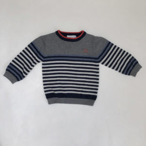 Sweater gestreept Noukie's 2 jr