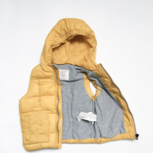 Bodywarmer geel Zara 86