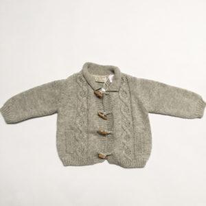 Gilet knitwear met houten knopen Zara 62