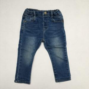 Jeansbroek Indigo Zara 86