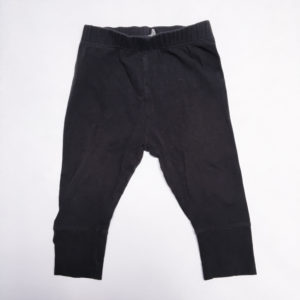 Legging donker GRAY Label 6-12m
