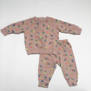 Set Pineapple Sweatstyle Stella Mccartney 12m
