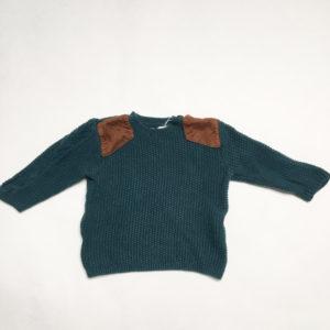 Sweater knit met schouderlapjes Zara 86