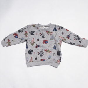 Sweater indiaan Filou and friends 2jr