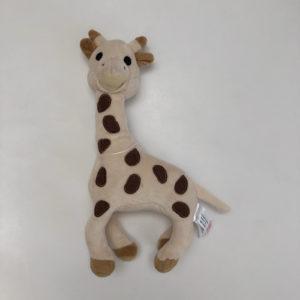 Pluchen rammelaar sophie la girafe