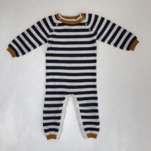 Onesie tricot stripe Noukie's  18m