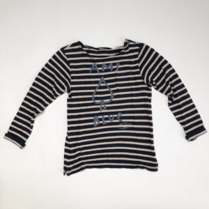 Longsleeve stripes Scotch and Soda maat 6jr