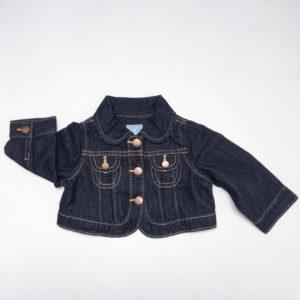 Kort jeansjasje Babygap 3-6m