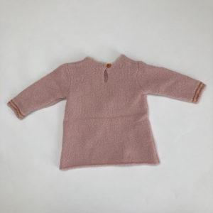 Wollen kleedje roze Hilde & co 56