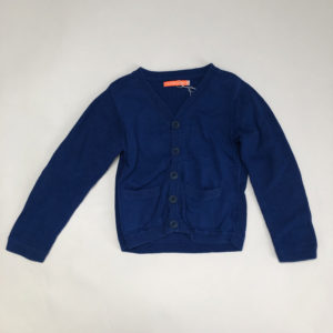 Gilet knit blauw Fred & Ginger 5jr/110