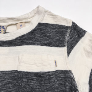 Sweater stripe monochrome Scotch and soda 128