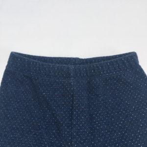 Legging glitter dots Il Gufo 6m