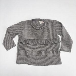 Longsleeve ruffles Zara 86