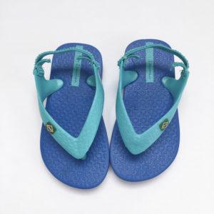 Slippers blauw Ipanema maat 21