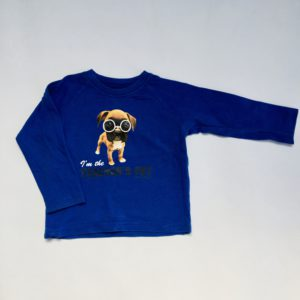 Longsleeve teacher's pet Filou & Friends 2jr