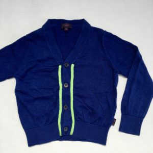 Gilet met fluo streep Paul Smith junior 3jr