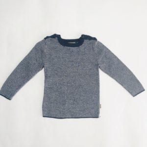 Truitje stripe grijs Kidscase 74