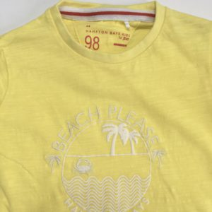 T-shirt beach please JBC 98