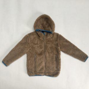 Teddy jas met kap Ayacucho 104