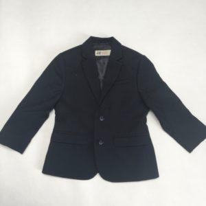 Kostuumjasje donkerblauw H&M 98