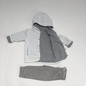 Setje hoodie en legging Noppies 68