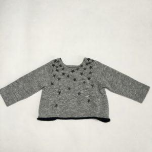 Setje blouse en trui stars IKKS 74