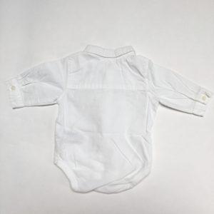 Hemd romper Next baby 1m