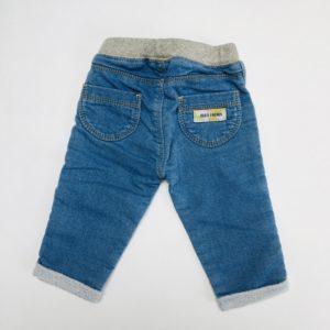 Jeans met glitterboord P'tit Filou 3m
