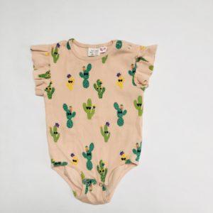 Romper cactus Zara 9-12me