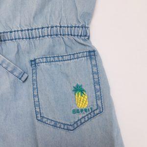 Jeanskleedje ananas Esprit 116/122