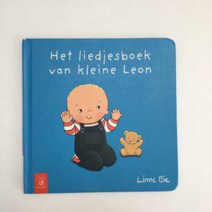 Het liedjesboek van kleine Leon