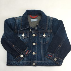 Denim jacket P'tit Filou 80