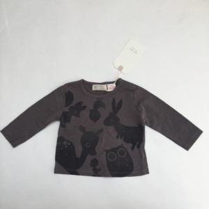 Longsleeve forest animals Zara 68