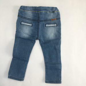 Jeansbroek met touwtjes Noppies 80