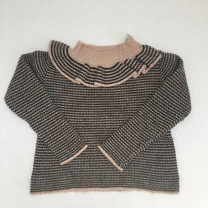 Wollen trui met kraag Morley for kids 3jr