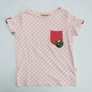T-shirt dots smiley Someone 92