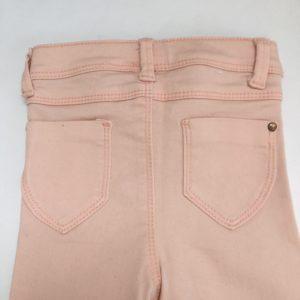 Roze jeansbroek Name it 92