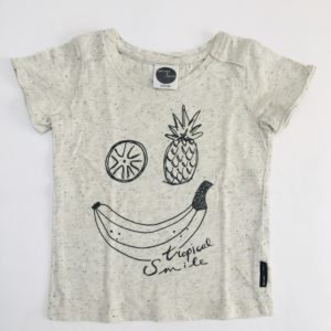 T-shirt tropical smile Sproet & Sprout 86