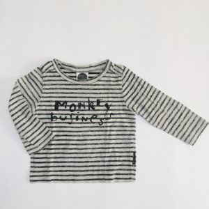 Longsleeve monkey business Sproet & Sprout 74/80