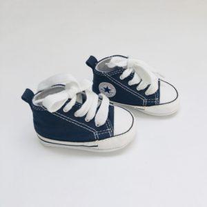 Babyschoentjes Converse All Star maat 17