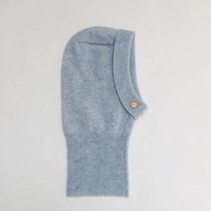 Muts cashmere lichtblauw Les Lutins 6-12m
