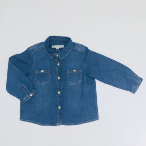 Hemd denim Bonpoint 18m