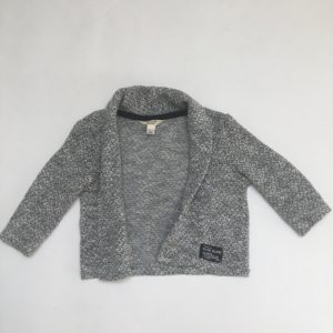 Open gilet knitwear River Island mini 0-3m