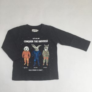 Longsleeve conquer the universe Filou and friends 2jr