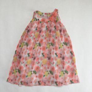 Bloemenkleedje sleeveless Bimbalina 110