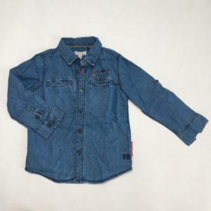 Denim hemd Hampton bays for JBC 104